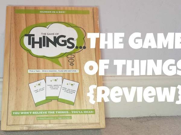 The Game Of Things {Review}