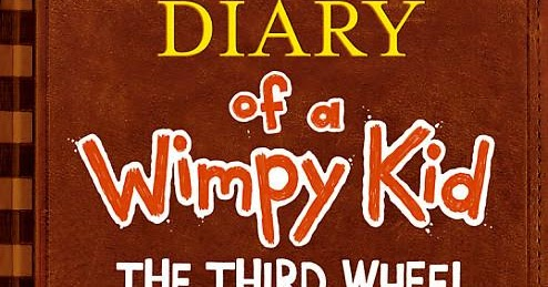 Tiny Tips For Library Fun Diary Of A Wimpy Kid Party Third Wheel Edition