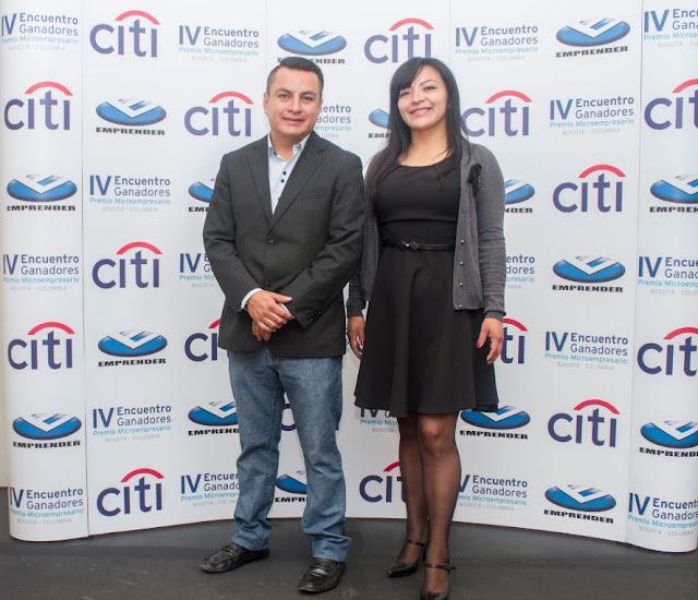 Microempresarios de Quito representan a Ecuador en el Encuentro Latinoamericano del premio Citi a la microempresa