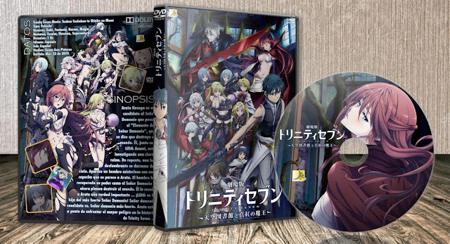 Trinity Seven Movie: Tenkuu Toshokan to Shinku no Maou