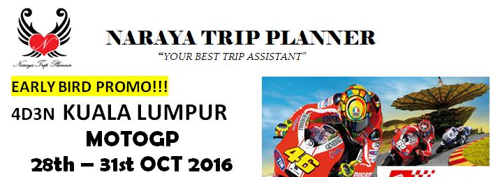 Paket Wisata MOTOGP Malaysia Murah
