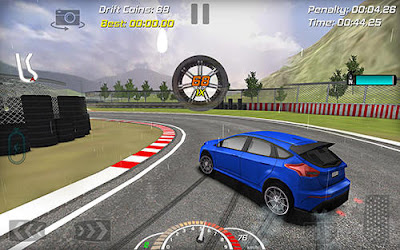 Real Drift Car Racer MOD APK Full Hack for Android Terbaru 2017 Gratis