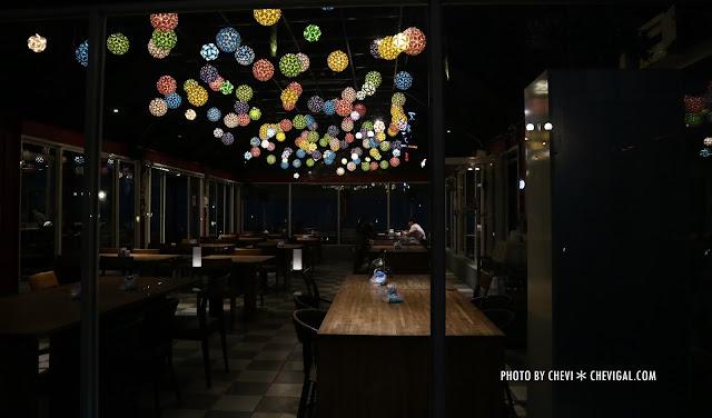 IMG 0725 - 台中龍井│不夜天夜景餐廳*不用出國也能感受南洋風情。特色柴燒窯烤披薩別錯過