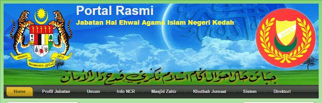 Rasmi - Jawatan Kosong (JAIK) Jabatan Hal Ehwal Agama Islam Negeri Kedah 2019