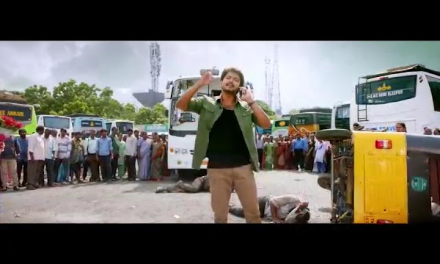 Bairavaa Official Trailer