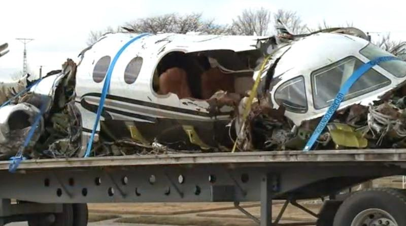 MEC&F Expert Engineers : SOUTH BEND, INDIANA PLANE CRASH