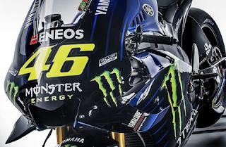 Yzr - m1 2019 motogp Rossi