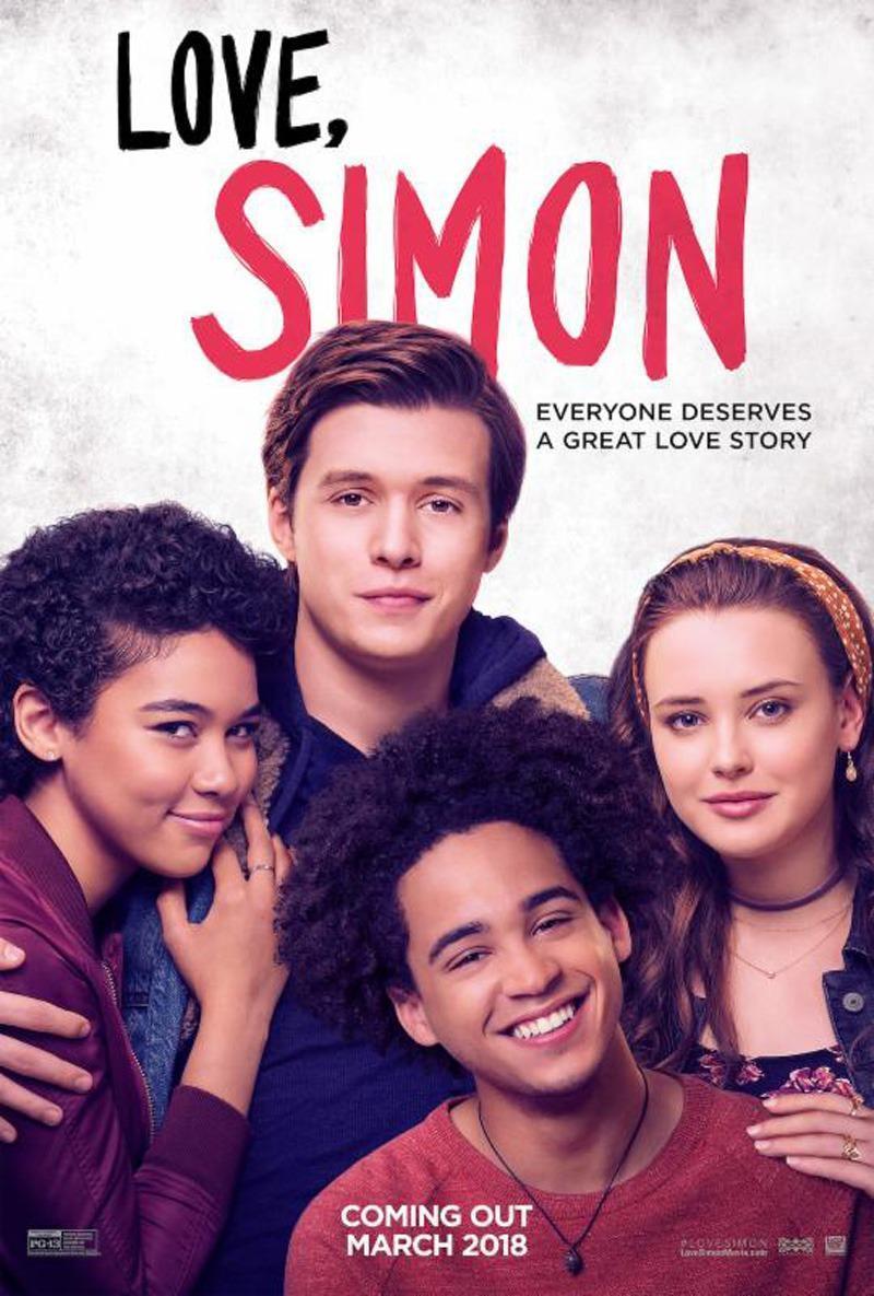 Love Simon  Custom Cam Dual Latino Cam