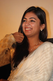 Nazriya Nazim Latest Smiling Face Close Up Pictures (3)