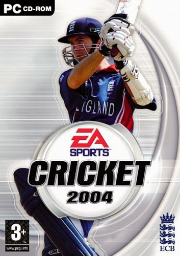 EA Cricket 2004 PC Game Free Download