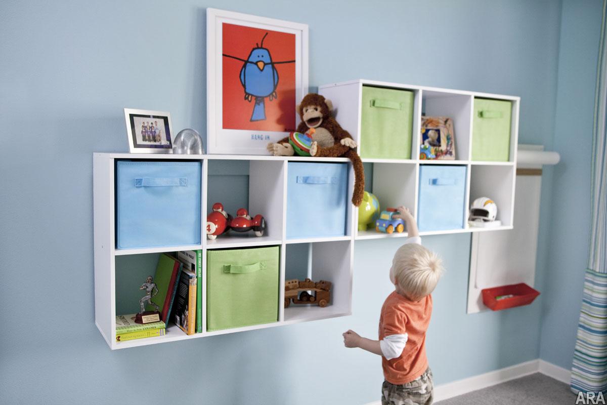 Escoge el perfecto cuarto de juegos para tu ni o - Dormitorios infantiles ninos 7 anos ...