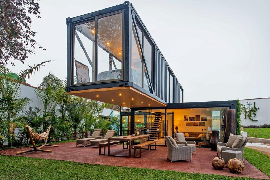 Icono interiorismo casas construidas con contenedores - Interiorismo de casas ...