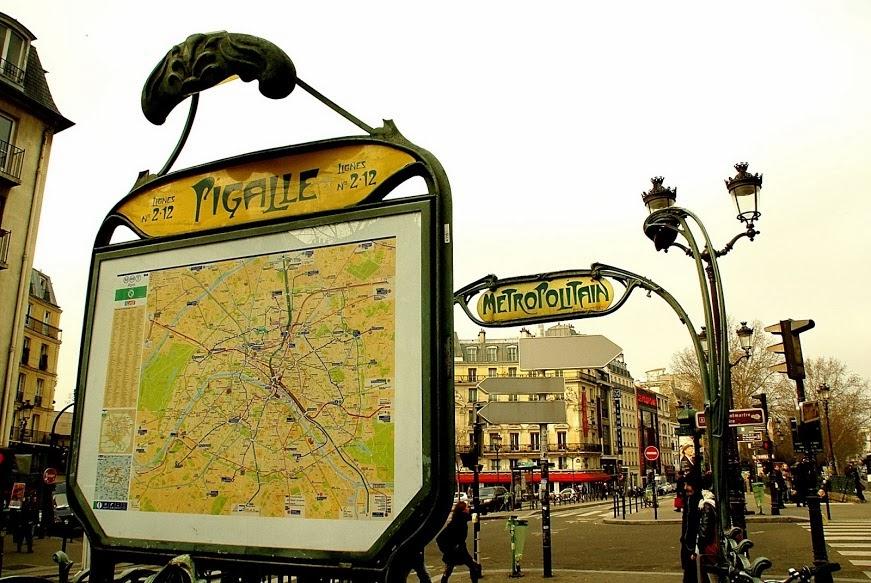 Paryż Metro Ceny 2014 przewodnik