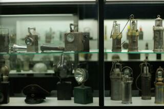 Museo de las Lámparas - Parque Temático de la Minería - Utrillas.