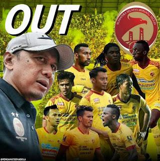 Rahmad Darmawan Pemain Sriwijaya FC