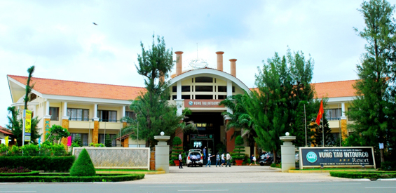 Những thông tin về khu nghỉ dưỡng cao cấp Intourco Resort Vũng Tàu