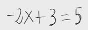 27. Ecuación de primer grado