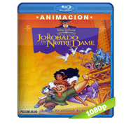 El jorobado de Notre Dame (1996) Full HD BRRip 1080p Audio Dual Latino/Ingles 5.1