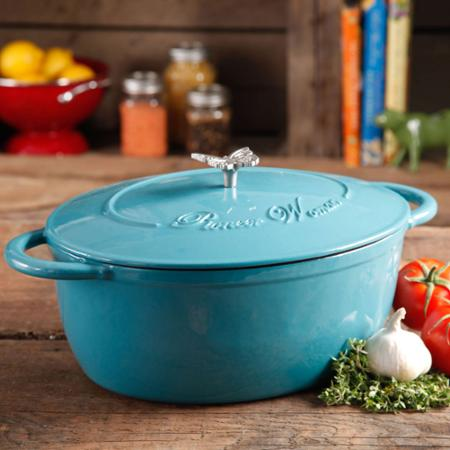 Popular Crystal Cattle: Turquoise Thursday: Pioneer Woman Dishes and Cookware TA34