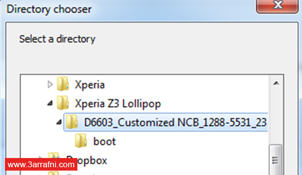 تحميل سوفت وير سوني xperia z2