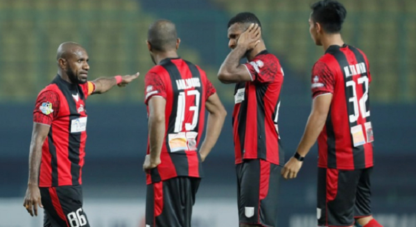 Breaking News! Bomber Persipura Jayapura Merapat Ke Klub Ibu Kota