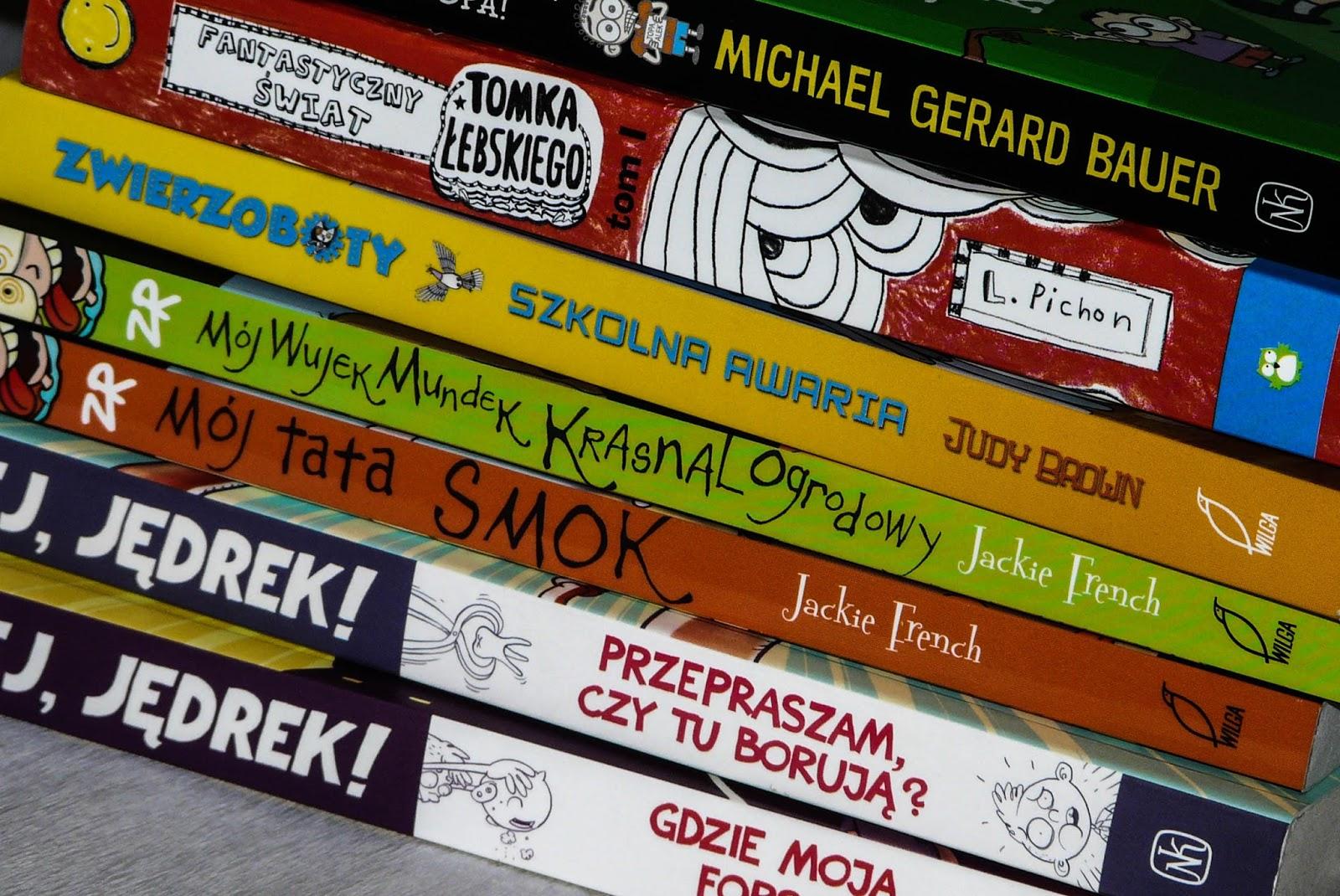 2d300899e6cd3c Chłopaki-łobuziaki, nasze propozycje dla czytających samodzielnie - przegląd  książek (wiek 6+)