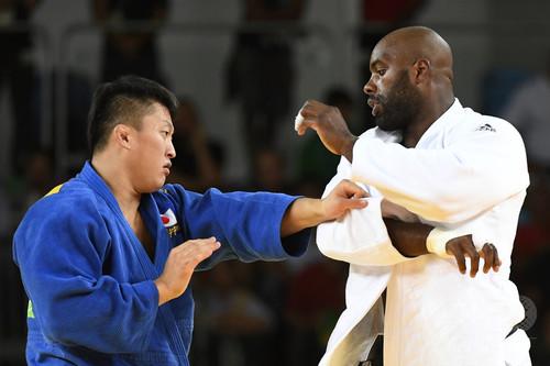 柔道男子100kg級銀メダリスト、原沢久喜
