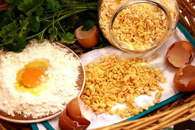 Domaća-tarana-za-supe-čorbe-škola-kuvanja