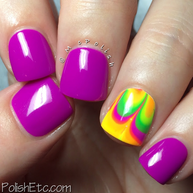 Lavish Polish - Summer Collection - McPolish - Life's a Beach