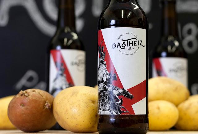 gastheiz packaging cerveza de patata