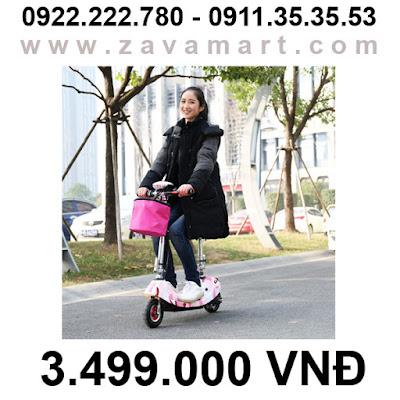 Những lưu ý khi sử dụng xe điện mini Scooter