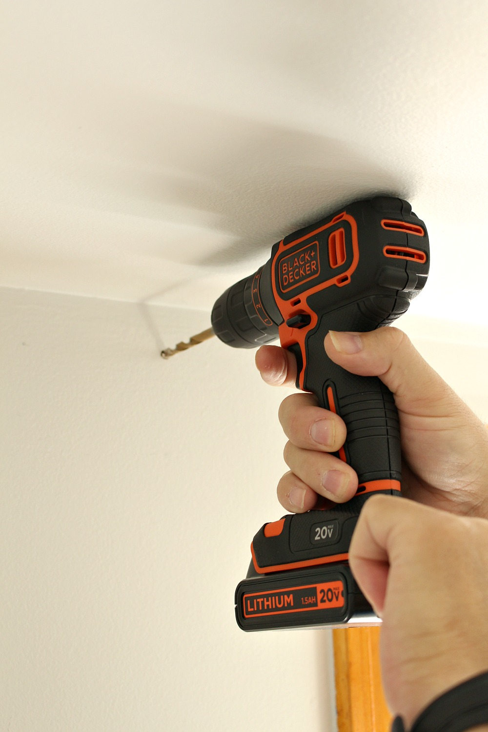 Black + Decker 20V Cordless Drill Review + Giveaway