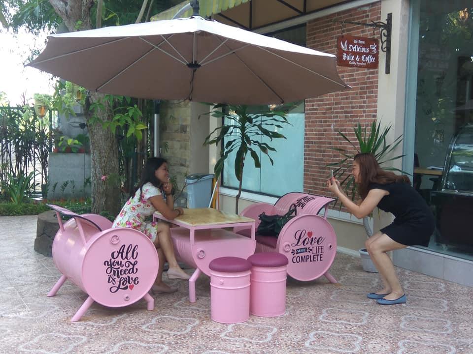 Suasana Romantis Dan Tenang Di My Garden Cafe Restaurant Batam Sarah Jalan