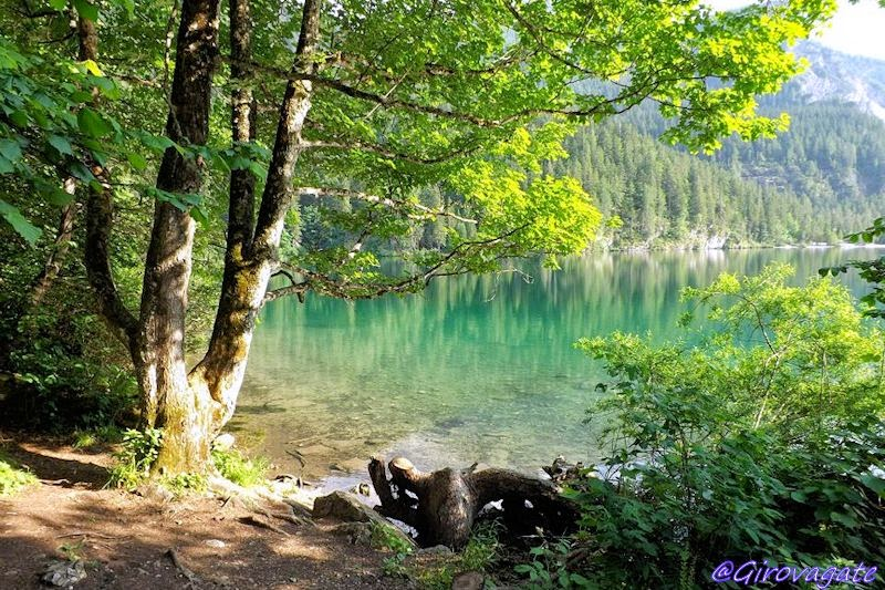 come2italy lago tovel