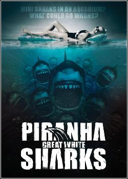 Piranha Sharks Dublado