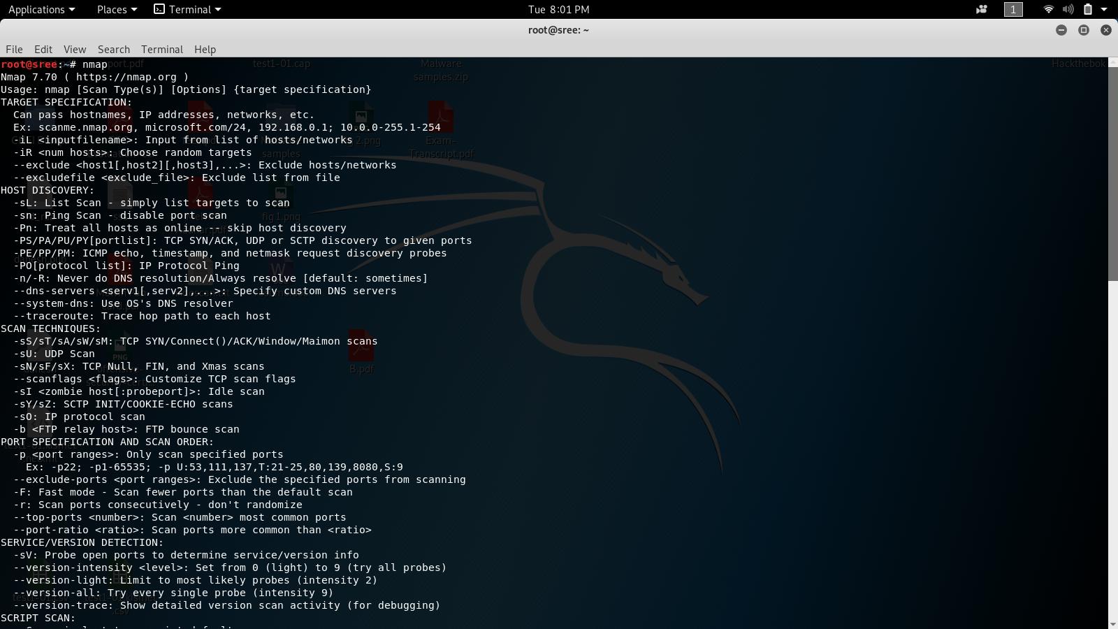 Nmap - Network Scanning Tool