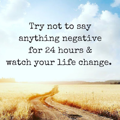 Just Be Positive Quotes