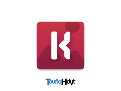 cara membuat live wallpaper android dengan KLWP
