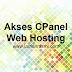 3. Mengakses CPanel Web Hosting Anda