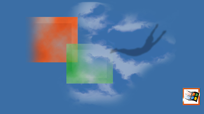 Windows ME background