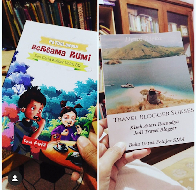 Buku Petualangan Rumi  Dewi Rieka Grasindo