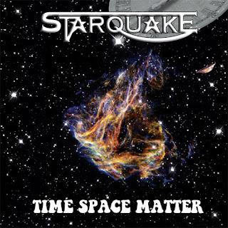 """Το βίντεο των Starquake για το """"Starquake"""" από το album """"Time Space Matter"""""""