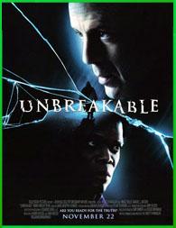 Unbreakable (El protegido) (2000) | DVDRip Latino HD Mega