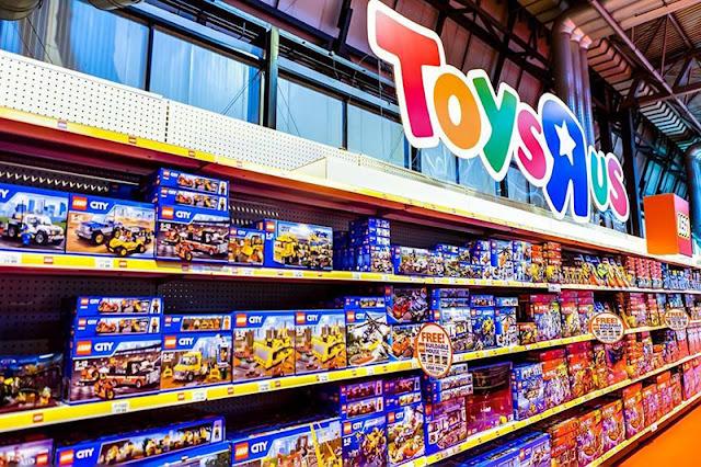 Lojas Babies R Us e Toys R Us em Las Vegas