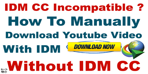 Download YouTube Video with IDM