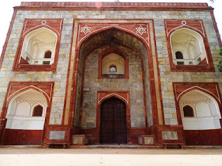 Royal South Gate of Humayun's Tomb