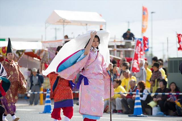 Kazusa Ichihara Kokufu Festival, Ichihara, Chiba