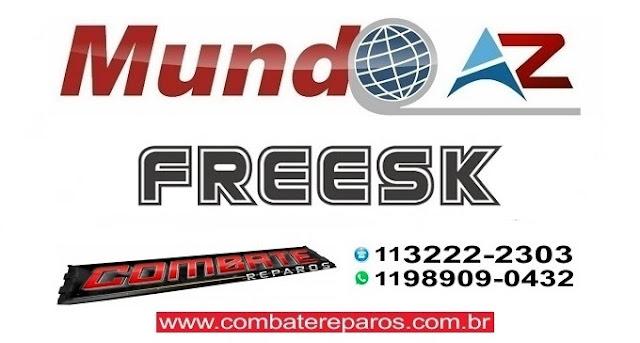 nova atualização freesky