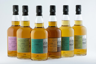 Spring release Wemyss Malts single casks