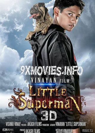 Little Superman 2017 Hindi Dubbed Movie Download